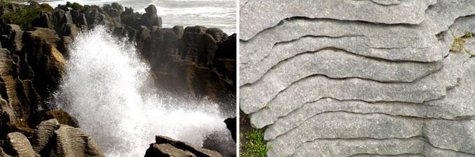 About punakaiki west coast new zealand pancake rocks blowholes the ccuart Image collections